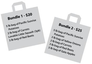 FTY Fundraiser bundles